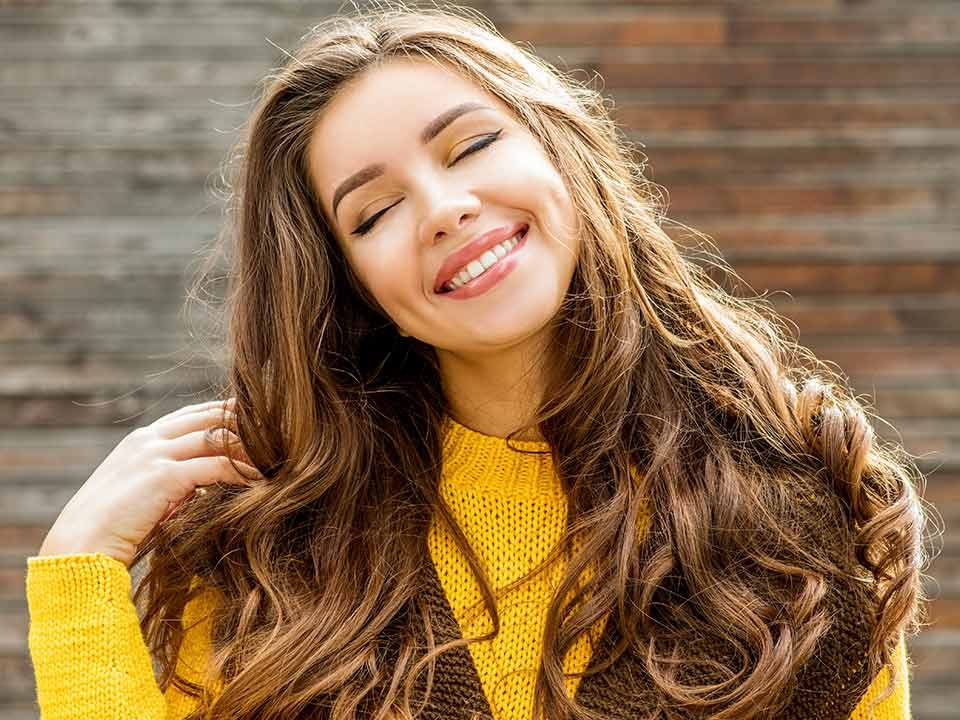 حفظ سلامت موها با استفاده از راه کارهای ساده