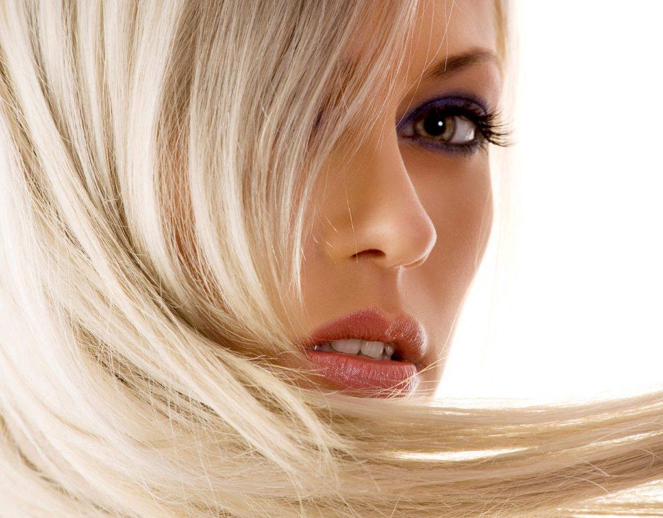 دکلره کردن مو و یا حذف کامل رنگ موها